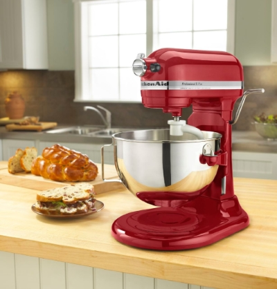 Kitchenaid Professional 5 Plus Stand Mixer Review The