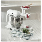 KitchenAid Food Grinder – KitchenAid Meat Grinder Attachment
