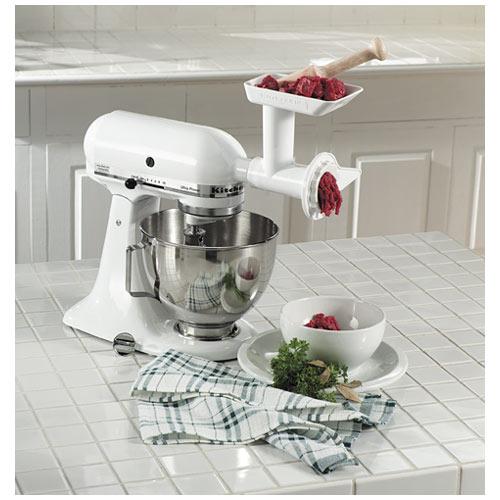 KitchenAid Food Grinder – KitchenAid Meat Grinder Attachment