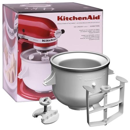 Kitchenaid Ice Cream Maker Attachment Review The Kitchen