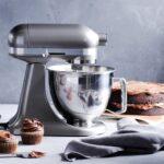 KitchenAid Artisan Custom Metallic KSM152PS
